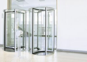 record revolving door
